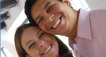 Maria and Ramiro